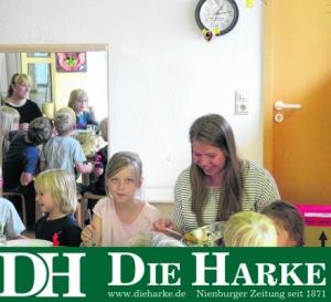 FSJ-Stelle im Kindergarten